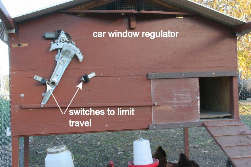Mobile Chicken Coop Farm Hack