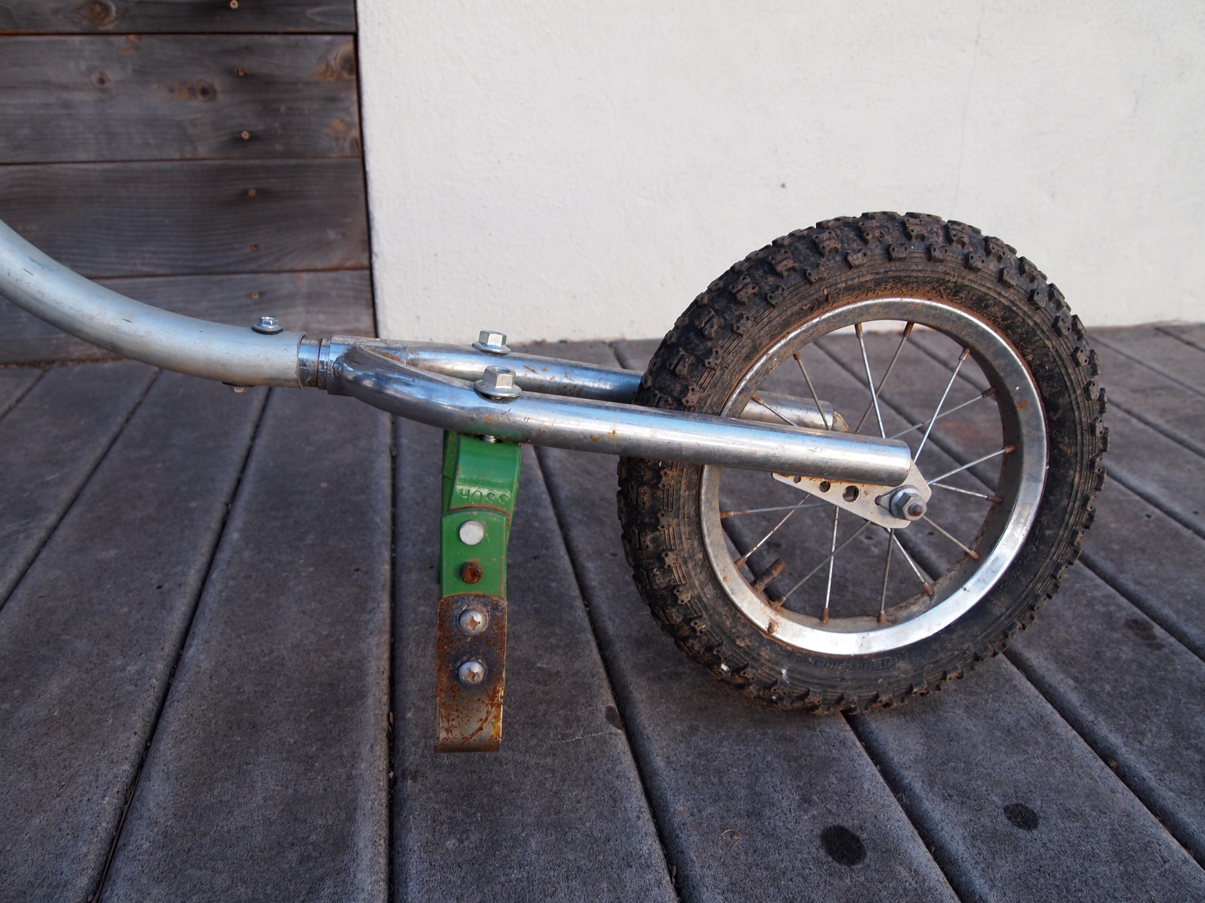 Wheel Hoe Farm Hack