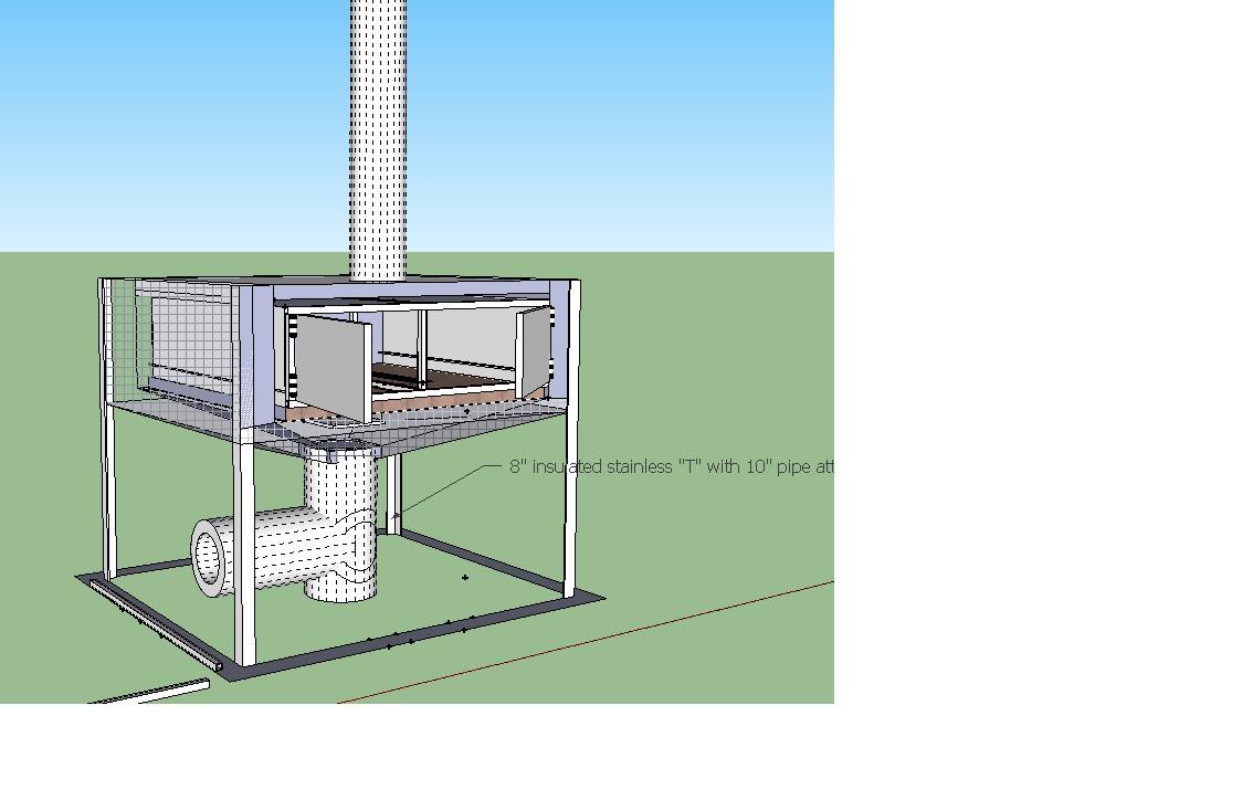 Short description for Most efficient rocket stove design