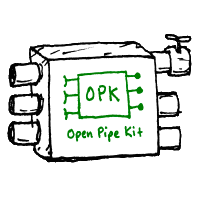 Open Pipe Kit- Sensor Data Collector
