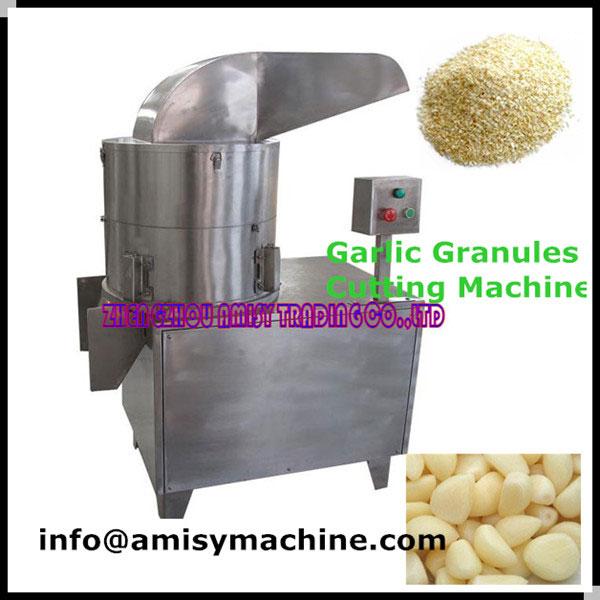 Automatic Garlic Chopping Machine