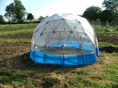 Geodetic Greenhouse