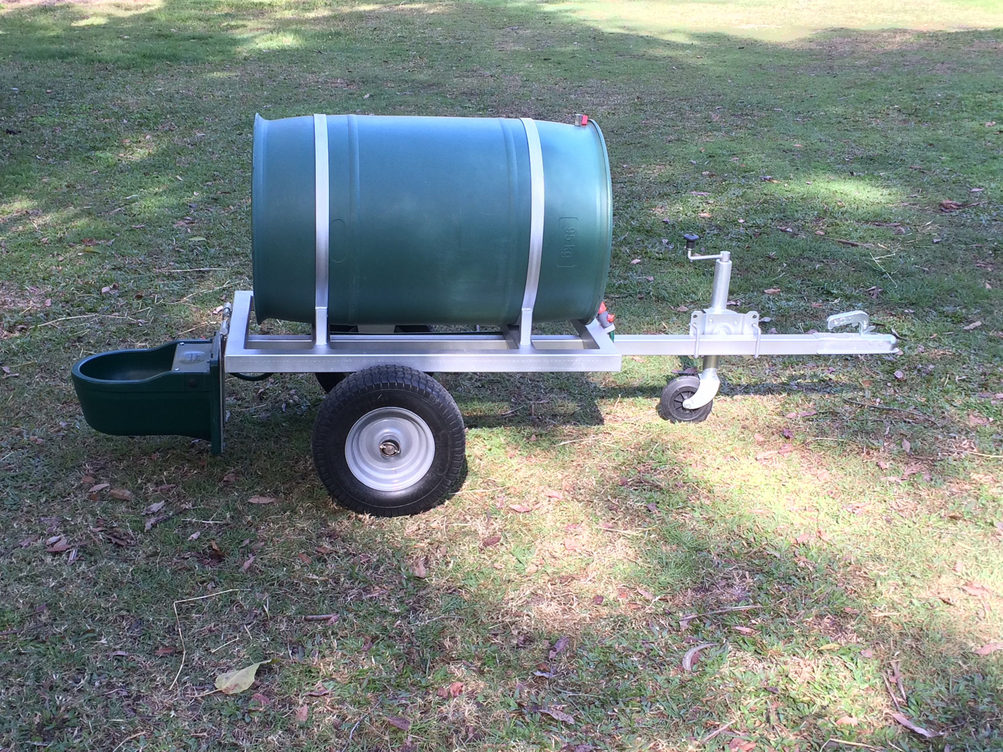 Portable Stock Trough