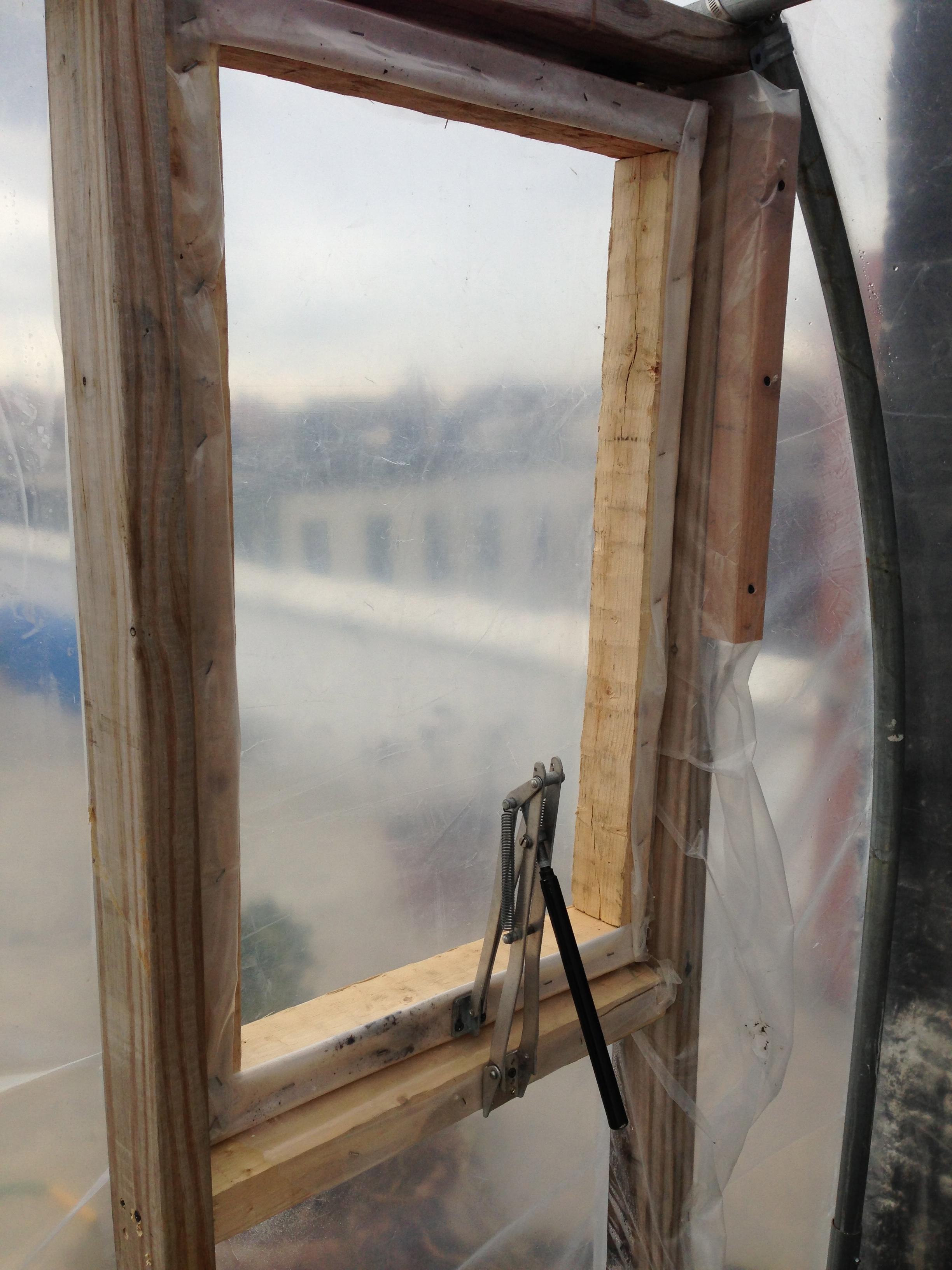 Solar-Powered Vent Openers
