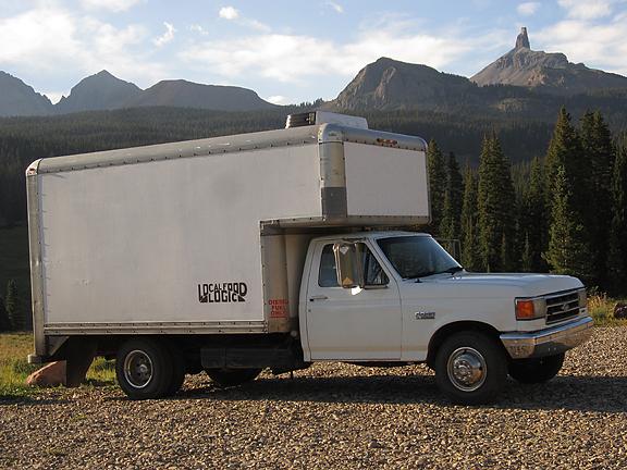 Refrigerated Box Truck