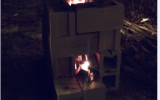 image of rocket stove