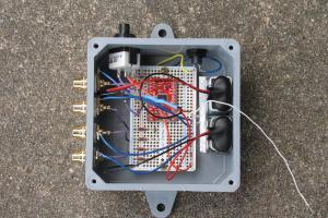moteino mounted on PCB