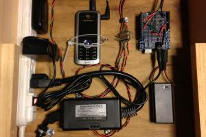 Arduino Rover in DIY enclosure