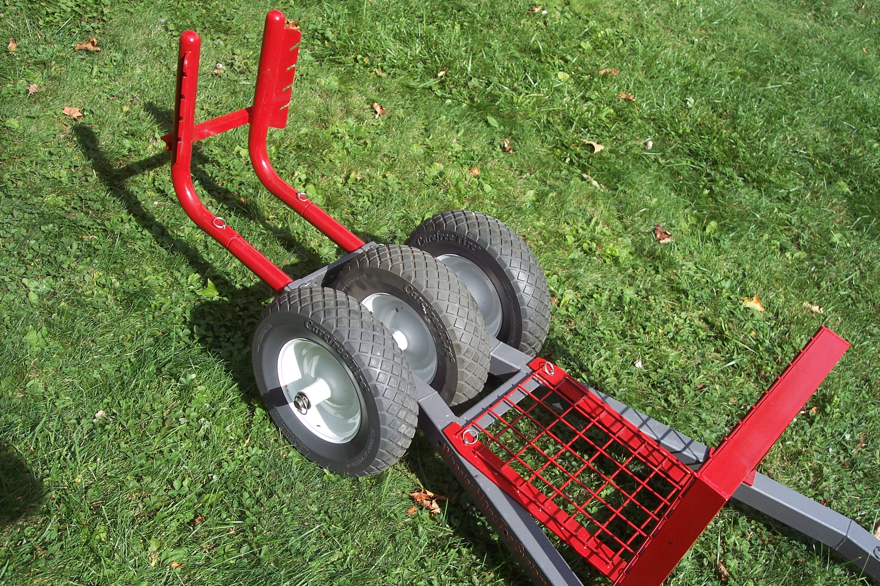Wheeled Hand Tool System Farm Hack